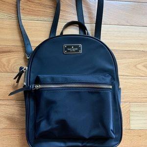 Kate Spade Wilson road Bradley backpack purse